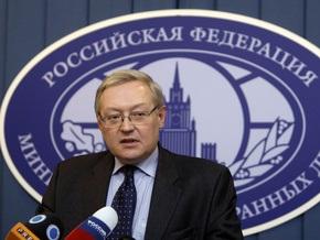 Российский МИД не видит серьезных сдвигов в позиции США по ПРО