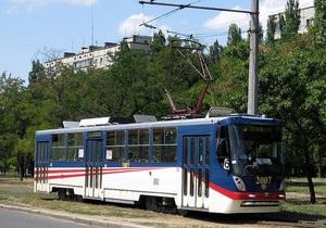 Мэр Николаева готов  закатать в асфальт  трамвайные рельсы