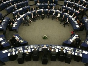 Европарламент напомнил России о правах человека