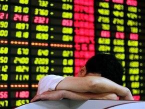 Украинские фондовые индексы продолжили скольжение вниз