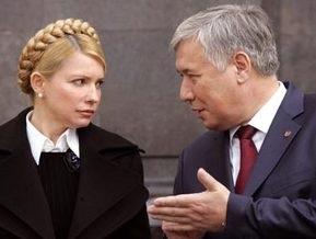 Тимошенко отказалась извиняться перед Ехануровым