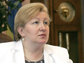 Ульянченко избрана председателем совета партии Наша Украина