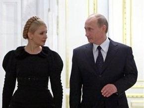 Тимошенко хочет обсудить с Путиным вопросы сотрудничества в области авиастроения