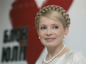Тимошенко ведет переговоры по выработке избирательной стратегии