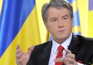 Ющенко считает Табачника министром, несущим раскол в сферу науки и образования Украины