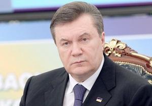 Янукович назначил нового председателя Севастопольской городской администрации