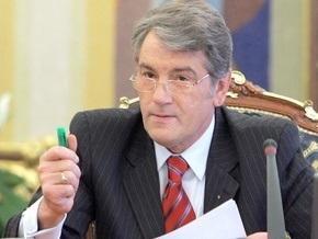 Ющенко требует разобраться с депутатами-контрабандистами