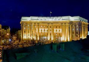 Киев объяснил, зачем в одностороннем порядке демонтировал столбцы на границе с Молдовой