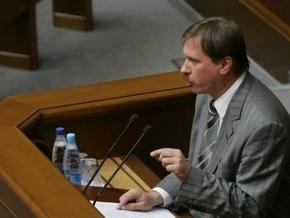 Тарас Чорновил приостановил разрешение на эксгумацию тела отца