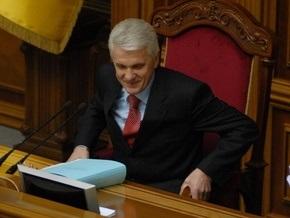 Литвин уверен, что будет следующим Президентом Украины