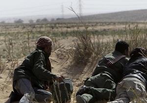 Италия вслед за Британией и Францией отправляет в Ливию военных советников