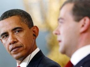 Медведев и Обама обсудили подготовку нового договора о СНВ