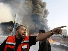 ВВС Израиля разбомбили Исламский университет сектора Газа