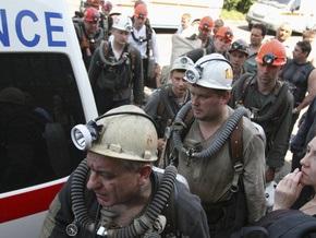 На Донбассе шахтеры, возвращавшиеся с работы, попали в аварию