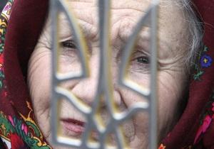 Главы облсоветов западной Украины: Власть скрывает обнищание украинцев тиражируя в своих сообщениях  покращення життя