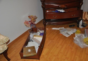 Во Львове неизвестные разгромили дом руководителя фракции ВО Свобода