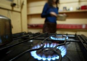 Кабмин намерен сохранить цены на газ для населения
