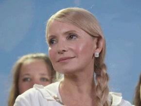 Тимошенко открыла участок дороги Киев-Чоп