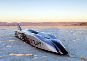 Автомобиль-ракета. Французы установят новый рекорд скорости электромобиля
