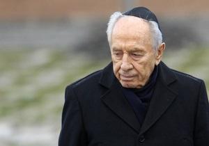 Президент Израиля посетит Украину до конца года