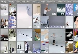 Обувная компания в целях рекламы на протяжении года покажет по одному видеоролику в день