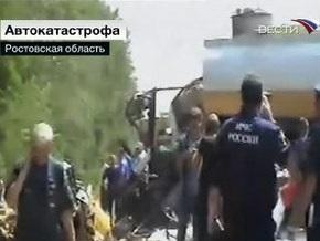 Двое пострадавших при аварии в Ростовской области находятся в критическом состоянии