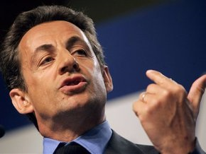 Саркози признался, что участвовал в сносе Берлинской стены