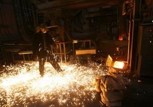 По итогам 2009 года Украина сохранила место в десятке крупнейших производителей стали