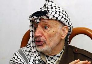 Россия поможет в расследовании причины смерти Ясира Арафата