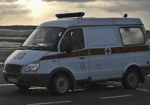 В России трое школьников угнали машину скорой помощи, чтобы покататься