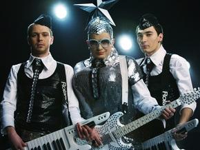 Верка Сердючка на украинской вечеринке в Венеции спела новую песню