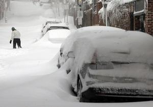 Число жертв снежного шторма в США увеличилось до 15-ти человек