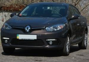 Renault Fluence - Тест-драйв