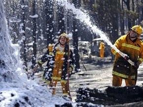 В Австралии вновь вспыхнули сильные пожары
