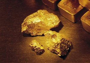 За пять месяцев производство золота в Китае достигло 132 тонн