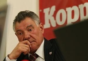 Прокуратура признала Омельченко невиновным в аварии