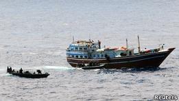 Британским кораблям дадут охрану от пиратов из Сомали
