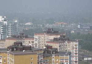 В МЧС подтвердили, что под Киевом горят торфяники