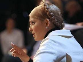 Тимошенко не допустит того, чтобы страна осталась  без руля и без парусов