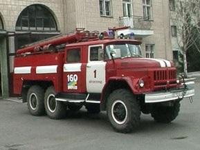 В Киеве горело подвальное помещение IТ-компании