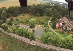 Подмосковное Межигорье: Навальный опубликовал снимки резиденций высокопоставленных единоросов с воздуха