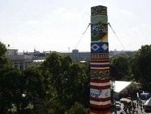 Австрийские дети построили самую высокую башню из Лего