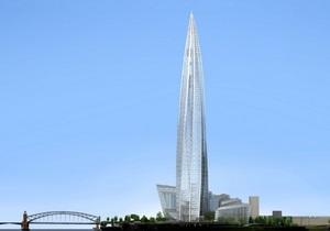 Газпрому предлагали возвести 403-метровый небоскреб в Лондоне