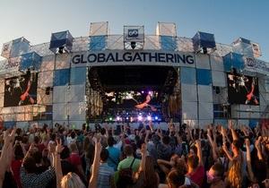 Оглашен список артистов фестиваля Global Gathering в Киеве