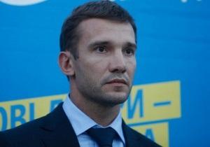 Шевченко прочитал наизусть отрывок стиха на украинском языке