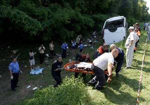 Водителю автобуса, по вине которого погибли 16 российских паломников, грозит до десяти лет тюрьмы