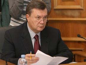 Янукович: Президентские выборы состоятся в конституционные сроки