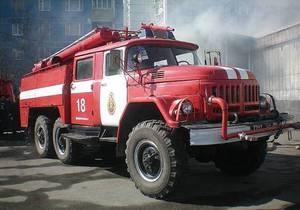На Волыни из-за снежных заносов на вызов к беременной женщине приехали пожарные