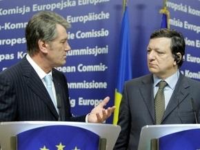 Ющенко в Брюсселе готовит почву для модернизации украинской ГТС