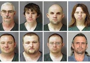 Власти США обвинили девятерых христианских экстремистов в подготовке восстания